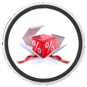 Модуль акций - ShopCMS