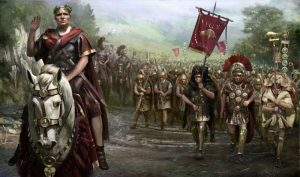 Civilization 5 сценарии прохождение — Падение Рима