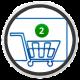 Количество наименований товаров в корзине ShopCMS